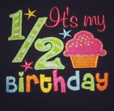 half-birthday