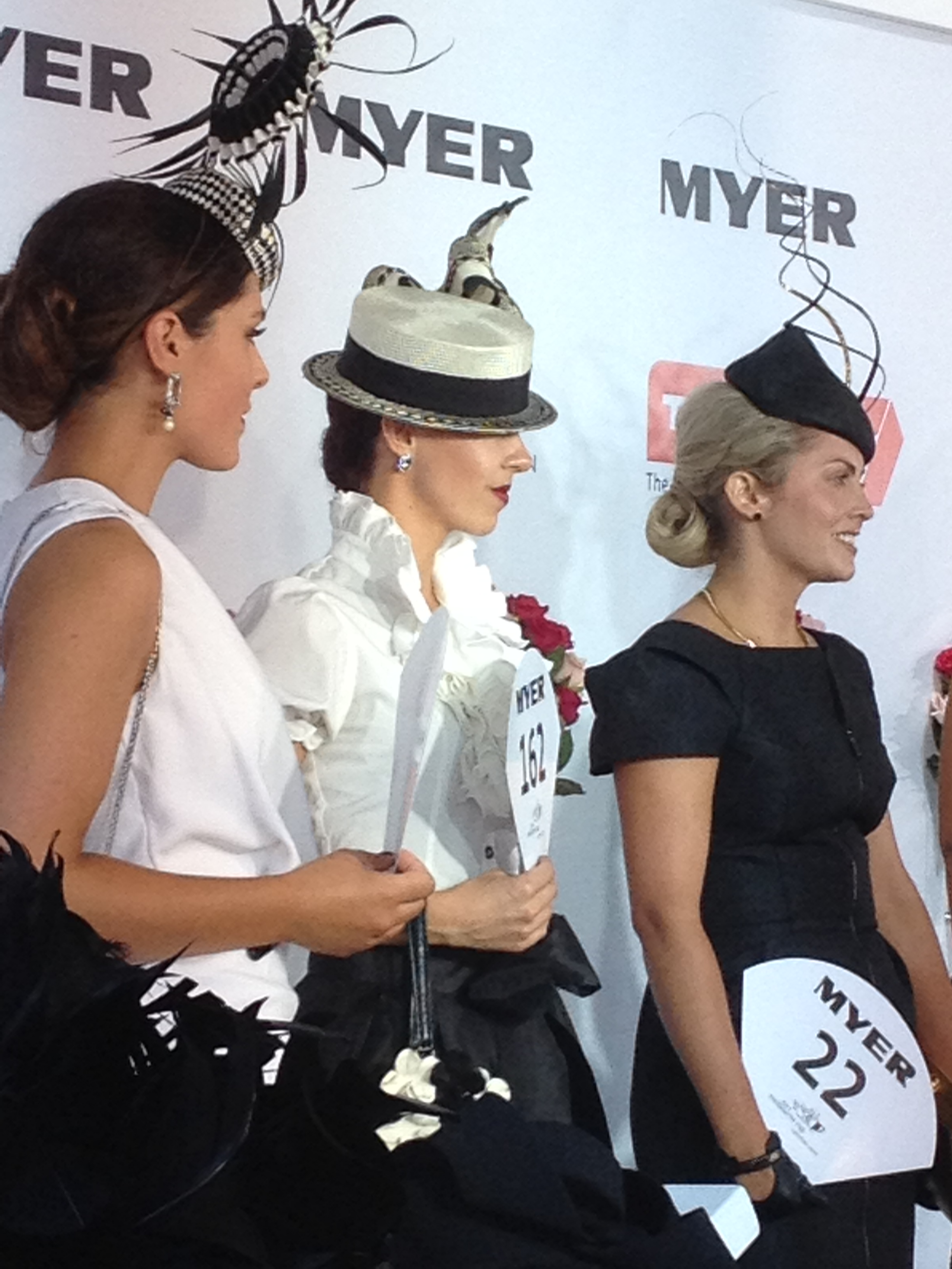 Melbourne Cup Carnival – Derby Day! – A Red Lip And A Nude Shoe