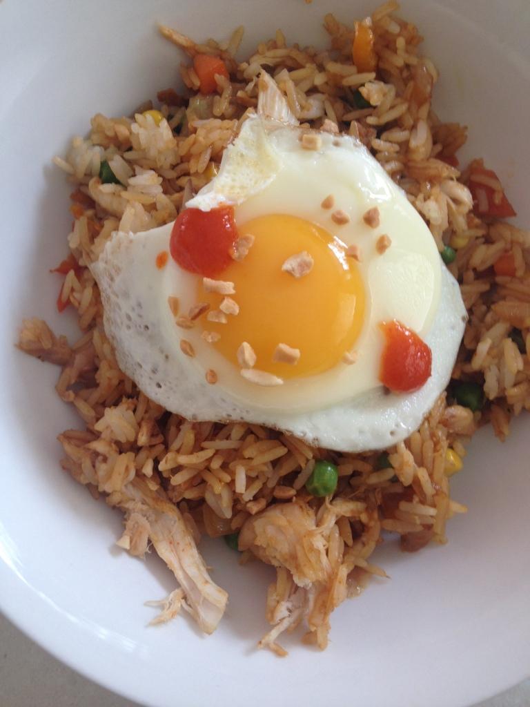 lazy fried rice2