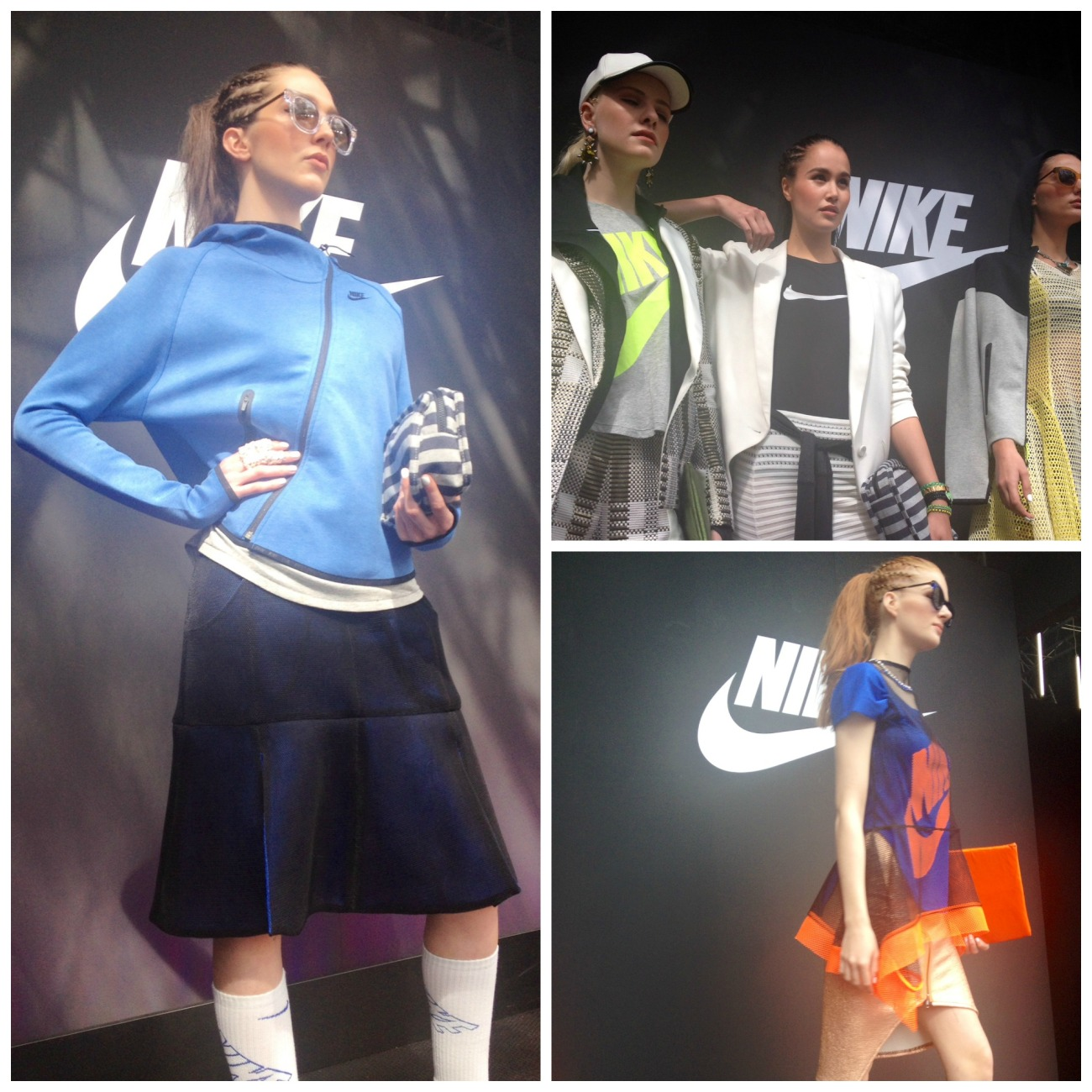 nike sports luxe runway