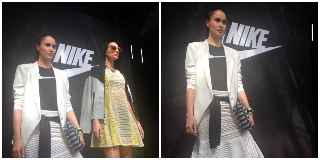 nike sports luxe runway2