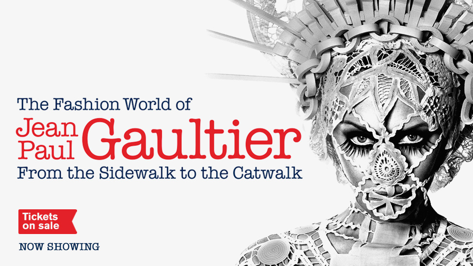 NGV  The Fashion World of Jean Paul Gaultier  From Sidewalk to ... ffefca973