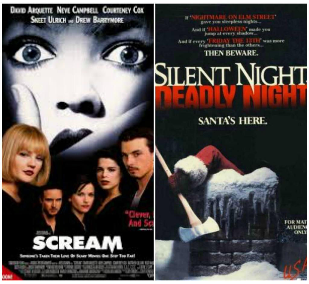 scream & silent night