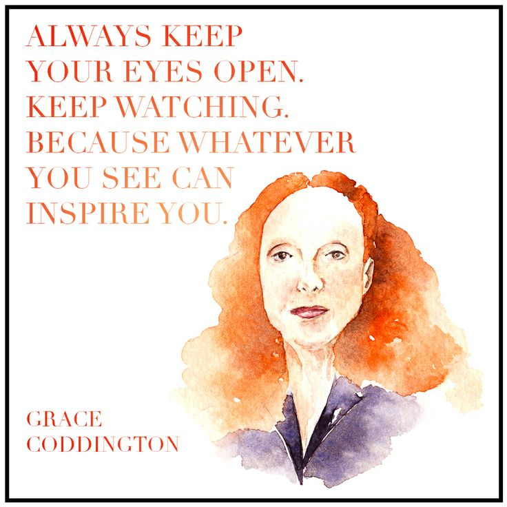grace coddington quote