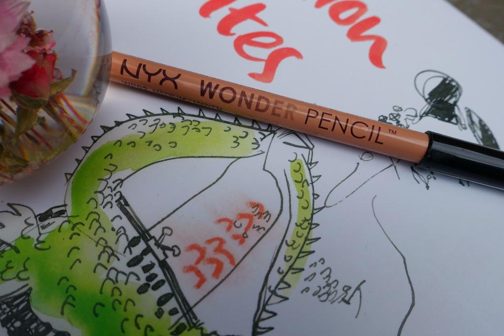 nyx wonder pencil3