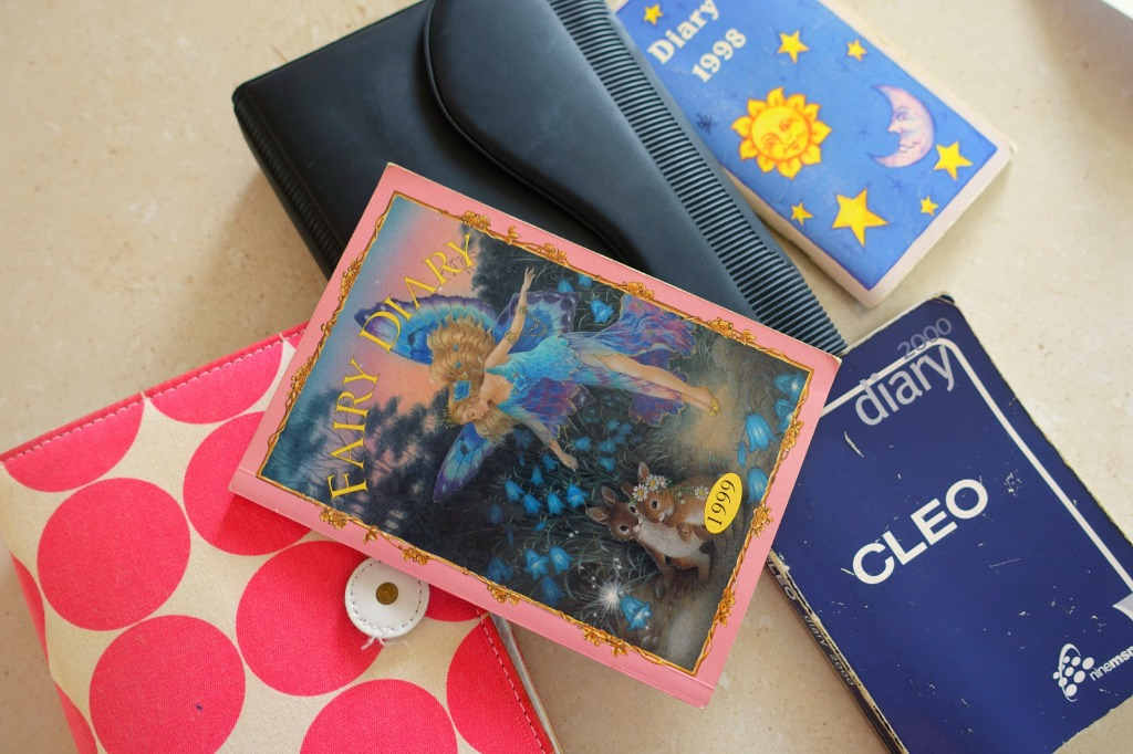 old diaries
