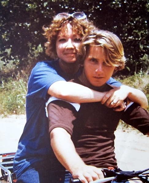 s.e. hinton & emilio estevez