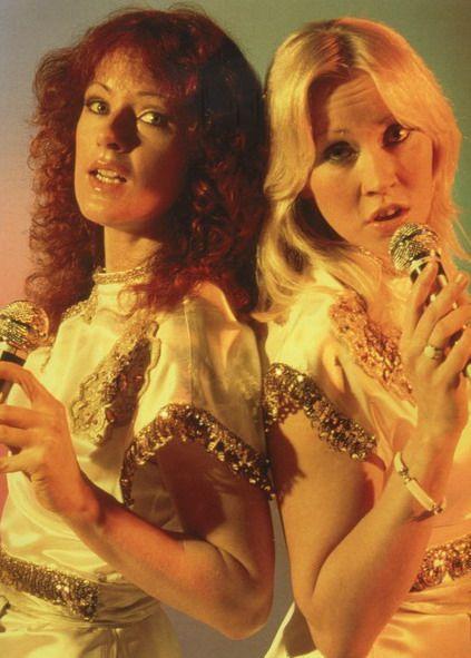 agnetha & frida ABBA