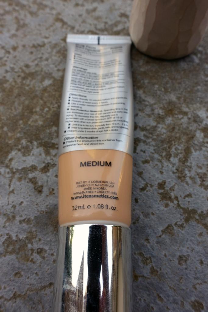 It Cosmetics CC Cream Medium