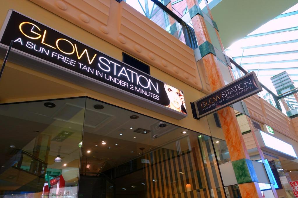 glow station