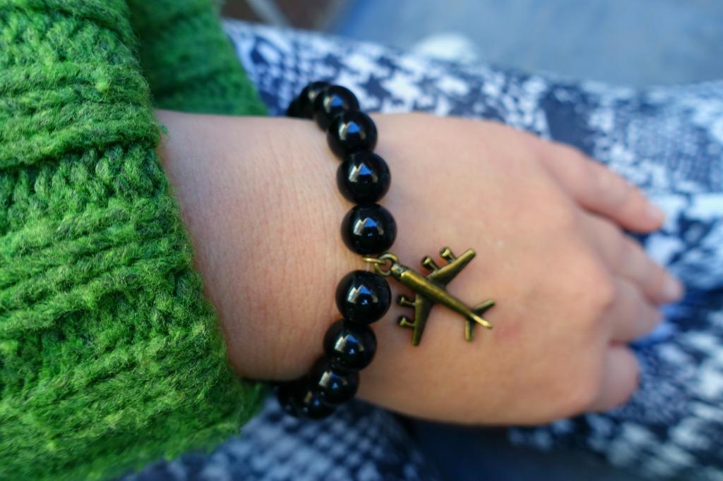 wanderlust bracelet