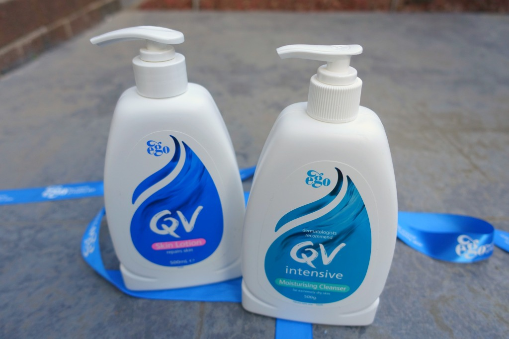 qv_body wash and moisturiser