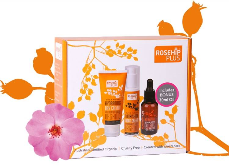 RoseHip Plus Prize pack