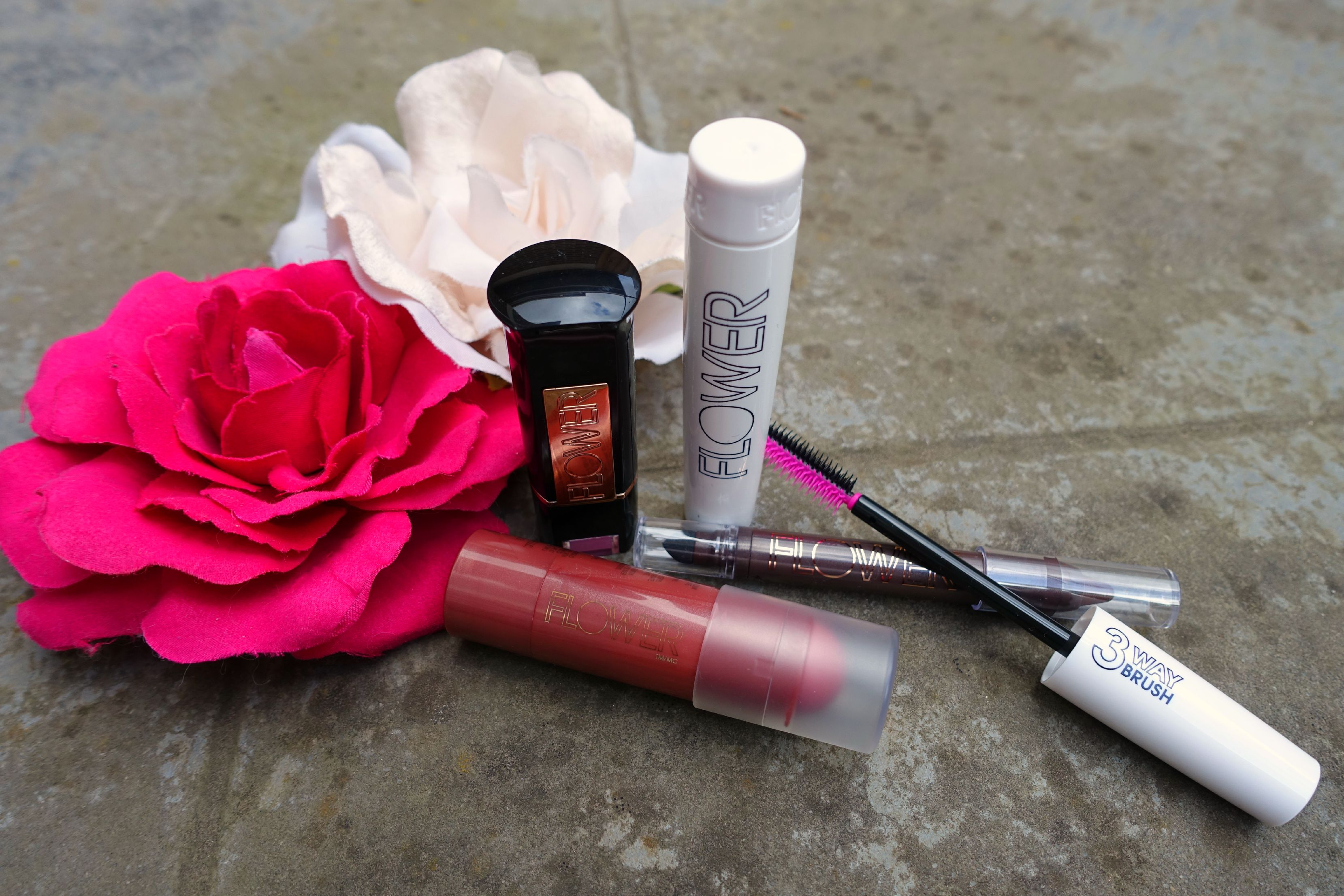 Flower Beauty Mini Haul A Red Lip And A Nude Shoe