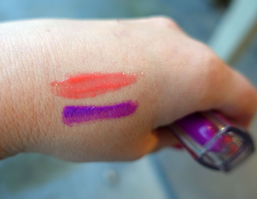 maybelline color elixir swatches