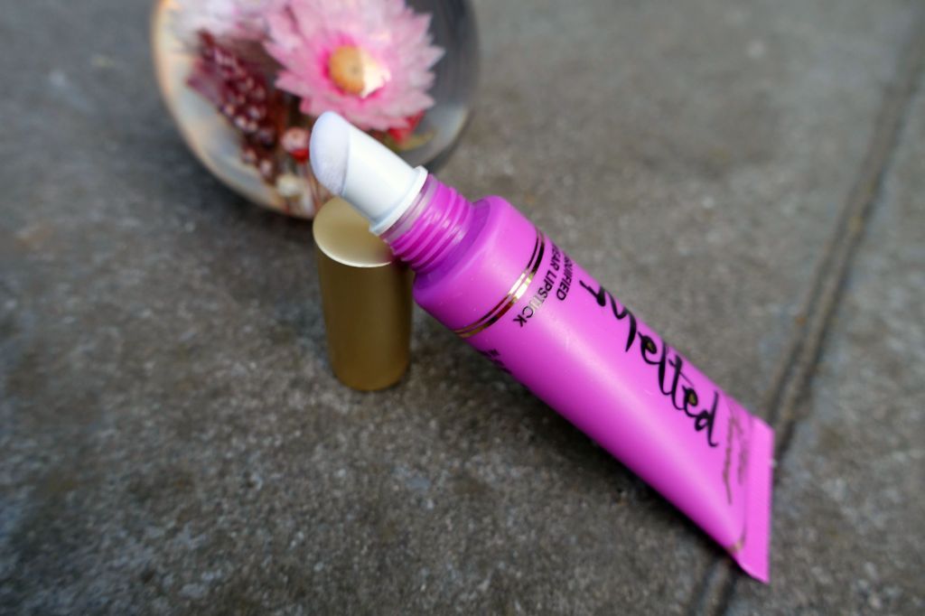too faced melted violet tube
