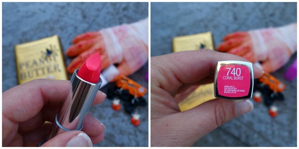lipstick halloween box swap