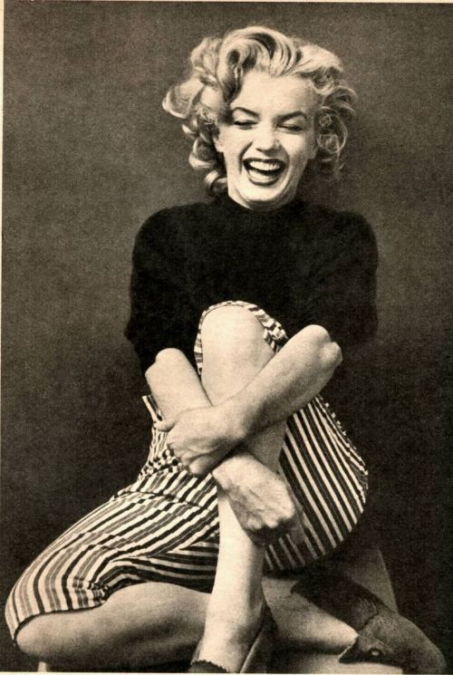 marilyn monroe_laughing