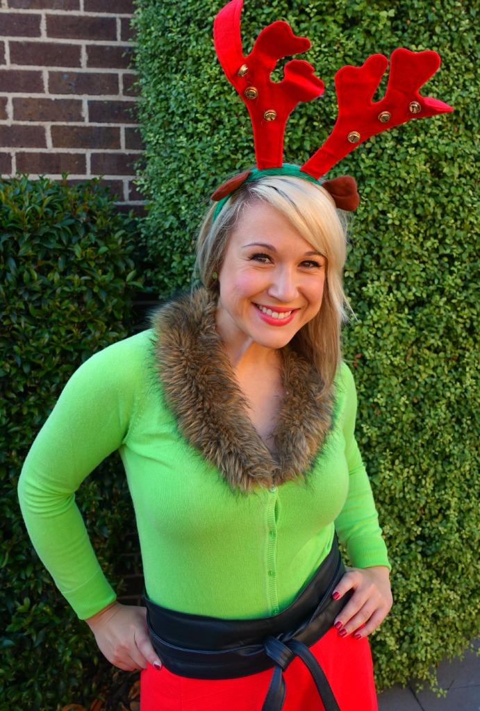 ootd_rosie the red nose reindeer5