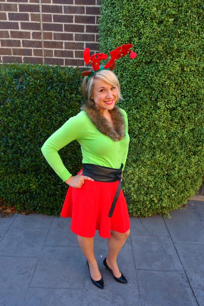 ootd_rosie the red nose reindeer6