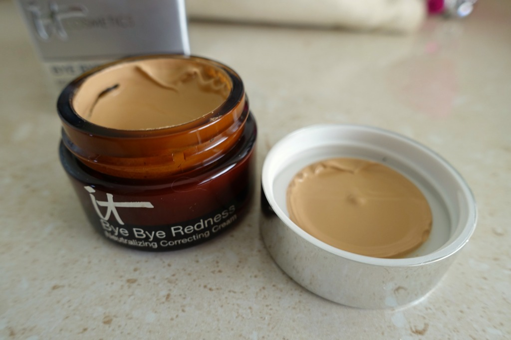 IT cosmetics bye bye redness cream2