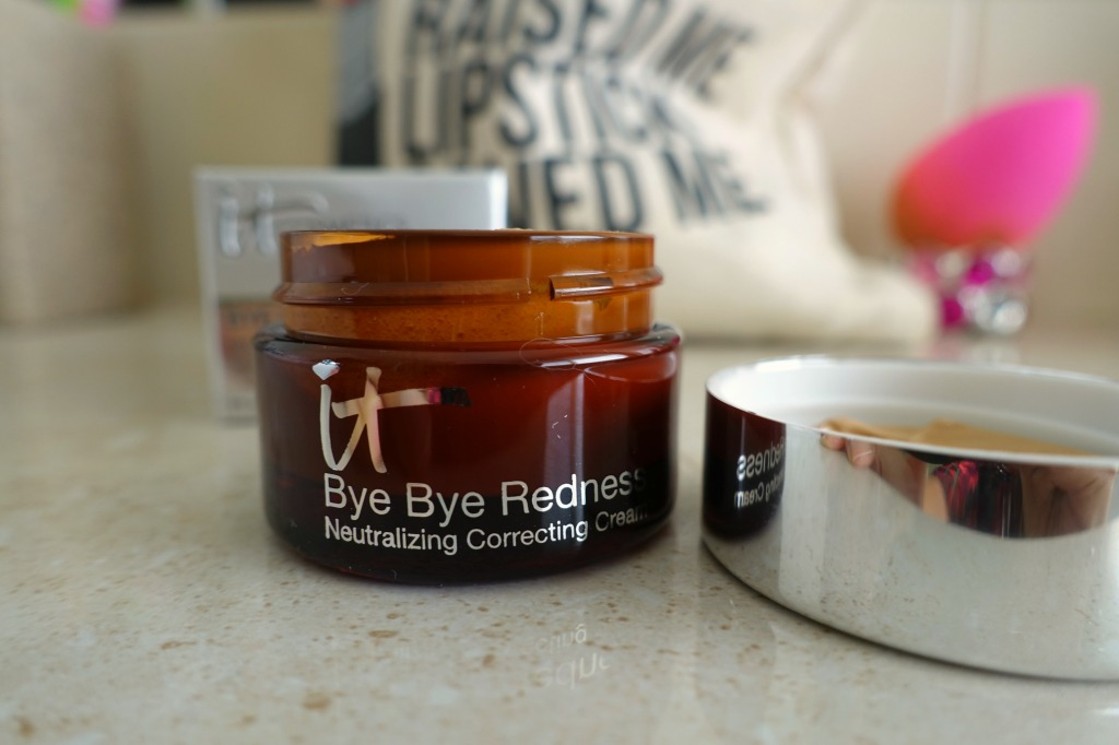 IT cosmetics bye bye redness cream3