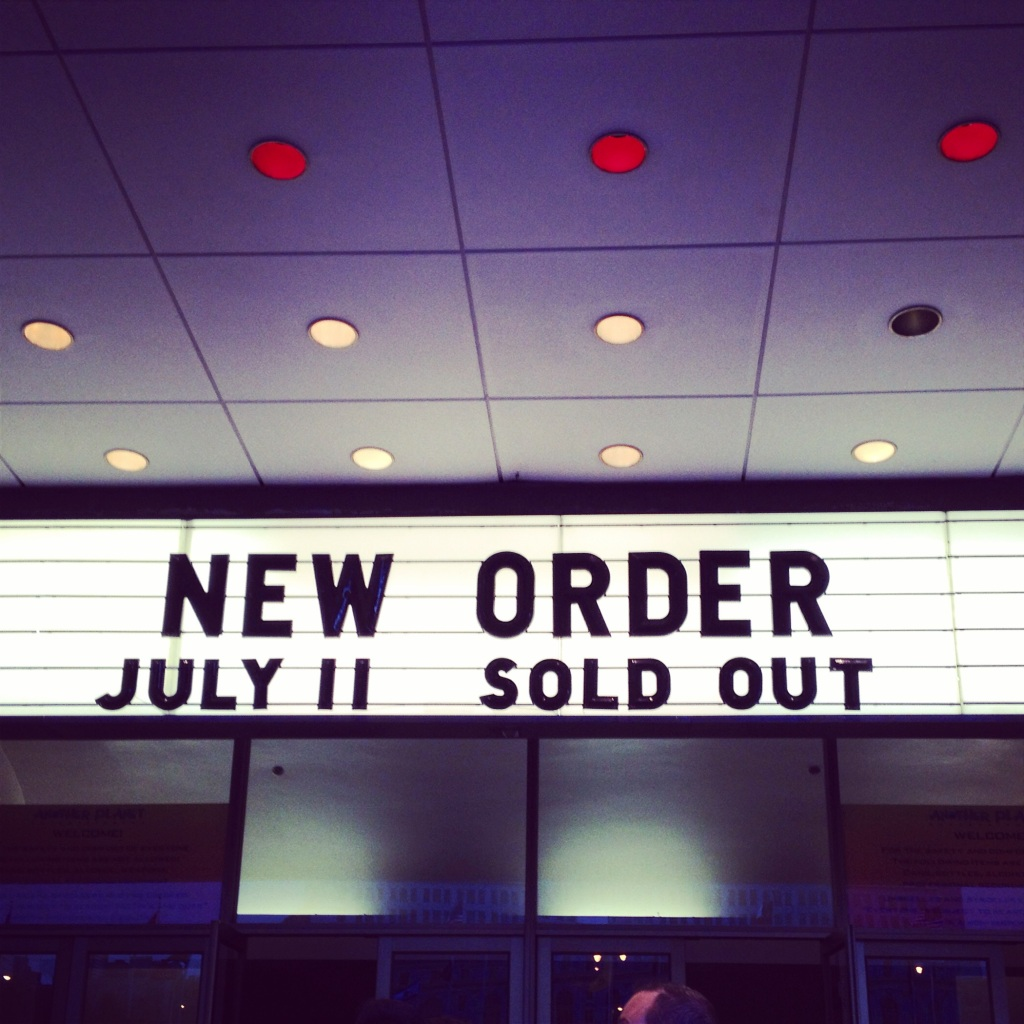 New Order_Sold Out Concert_San Fran
