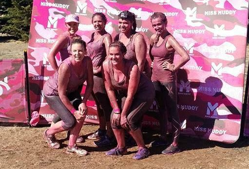 miss muddy 2016_BU paint pit after