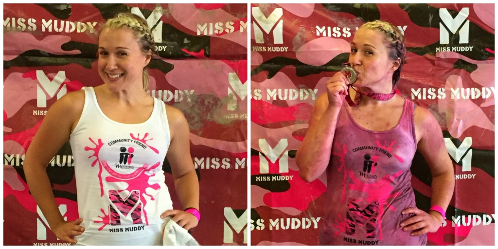 miss muddy before and after