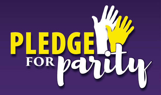 pledge for parity