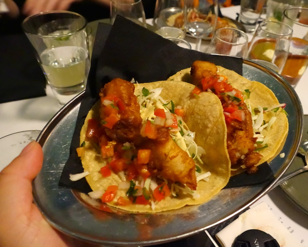 bua x dine with heart dinner_fish tacos