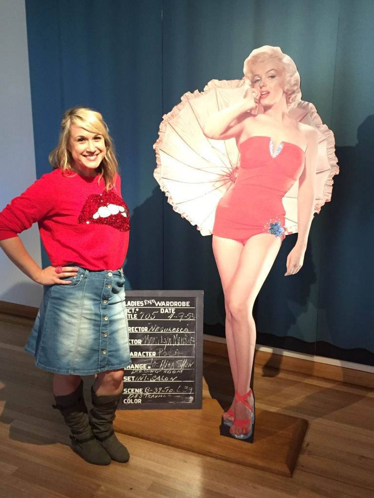 Marilyn Monroe Exhibition2